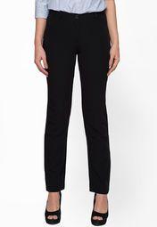 Globus Globus Women's Black Trouser Online Shopping Store