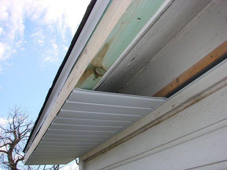 Aluminum Soffit Amp Fascia Installation Hicksville Ohio