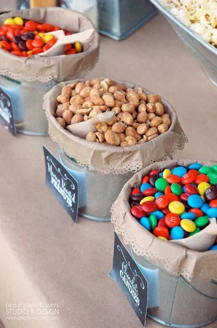 25 Adorable Candy Bar Ideas For Your Wedding | Weddingomania - Weddbook