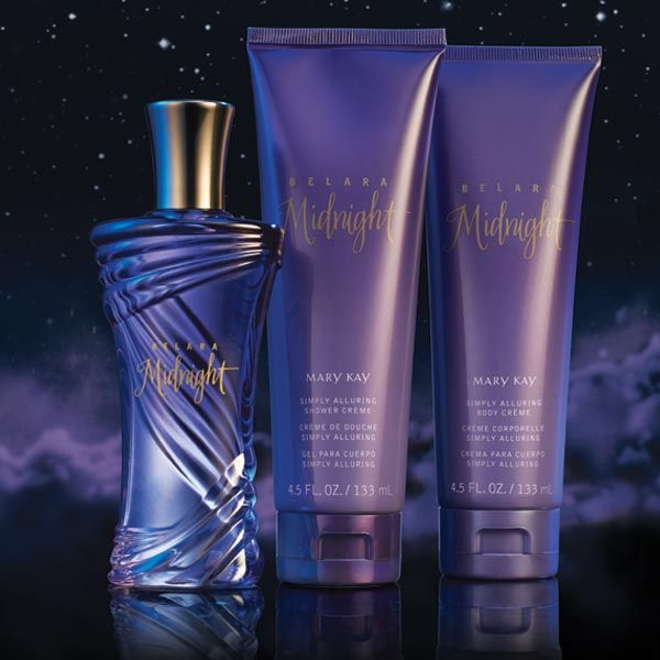 (Smells great!) Belara Midnight™ Eau de Parfum is a captivating scent that captures the mystery and passion of the night. This stunning Limited-Edition† Belara Midnight™ Set gives her layer upon beautiful layer of allure.