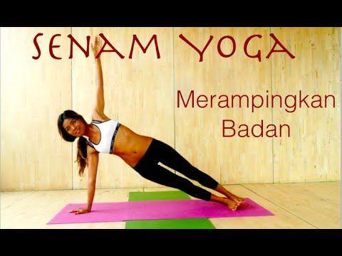 Gerakan Yoga untuk Mengecilkan Perut --- Menguruskan Badan