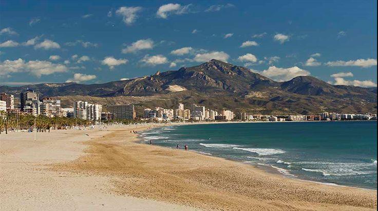 Playa San Juan #Alicante