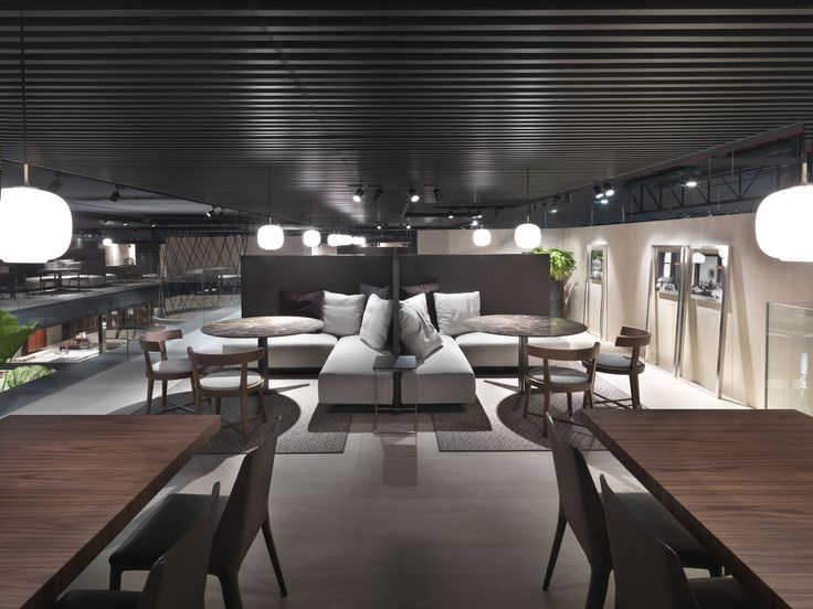 #FLEXFORM hospitality lounge. Find out more on www.flexform.it