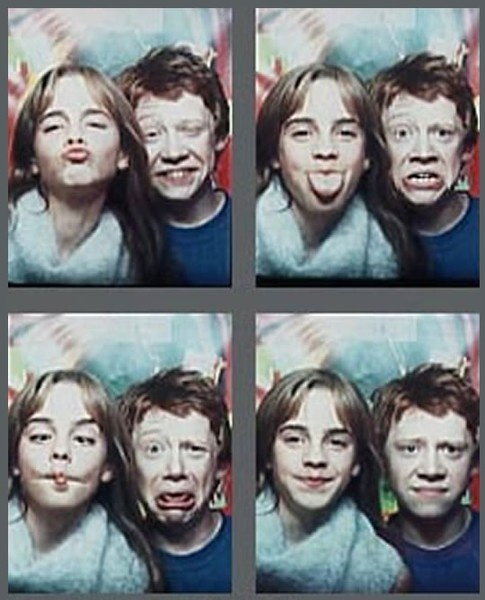 Baby Emma and Rupert!