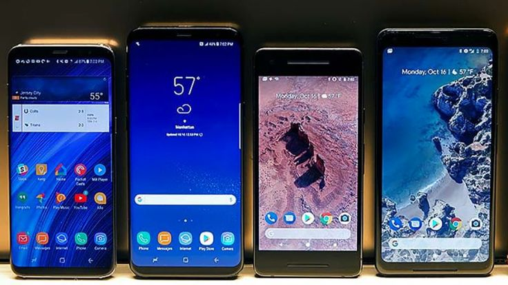 4 Ways Google's Android Beats Samsung's Android and 3 Ways It Doesn't  ||  Google and Samsung are locked in a battle at the premium end of the Android smartphone market, and one of the reasons why you might pick a Google Pixel 2 over a Samsung Galaxy Note 8—or vice versa—is the on-board software. We put the two flagship devices side by side to see how Pixel Android compares to Samsung Android…