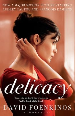 Delicacy by David Foenkinos. Now a major film starring Audrey Tautou and Francois Damiens. He was passing by, she kissed him without thinking. Now she wonders whether she did the right thing. eBook £5.03