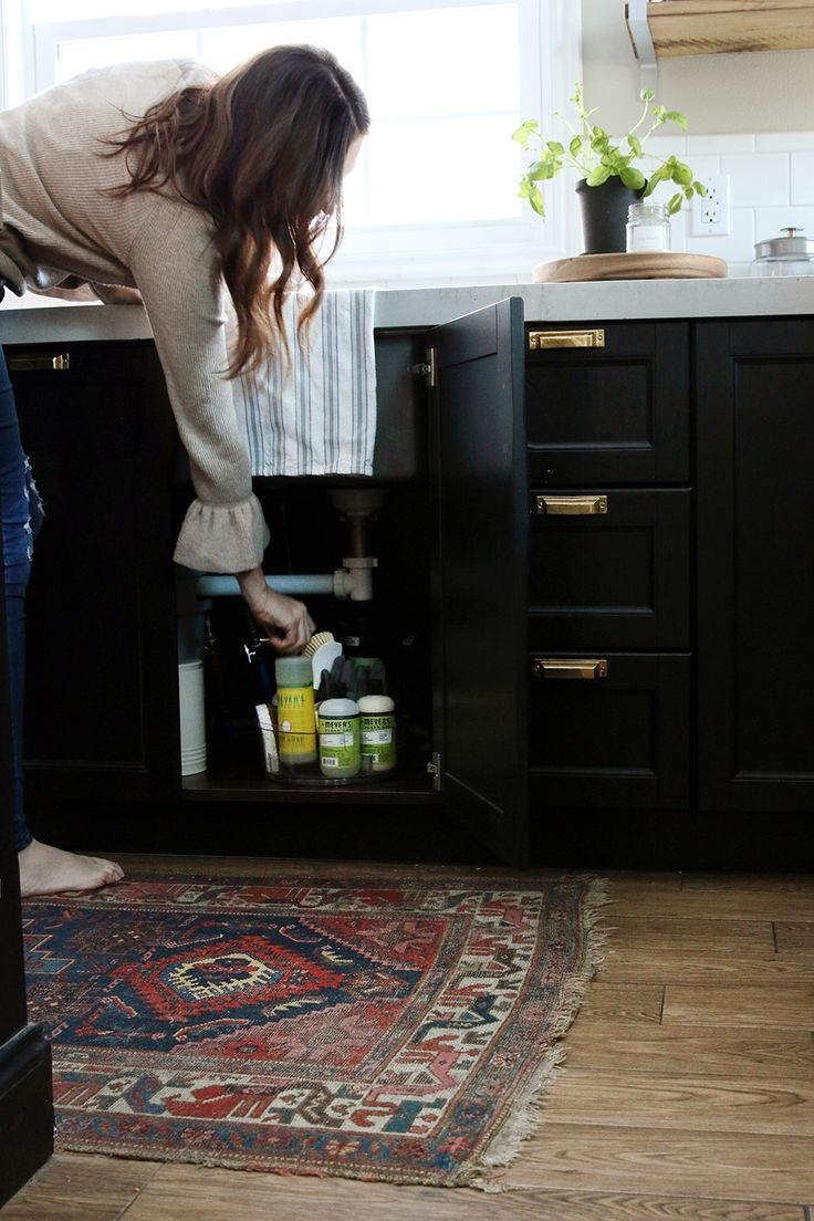 How I Organized and Streamlined Our Cleaning Supplies, Once and For All. - Chris Loves Julia