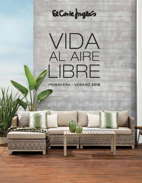Muebles Jardin El Corte Ingles 2018 Vida Al Aire Libre - Muebles-de-jardin-el-corte-ingles