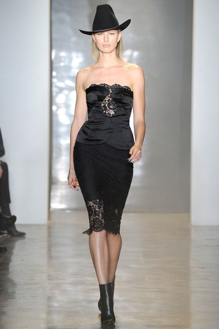Cushnie et Ochs, Fall 2014 Ready-To-Wear #NYFW