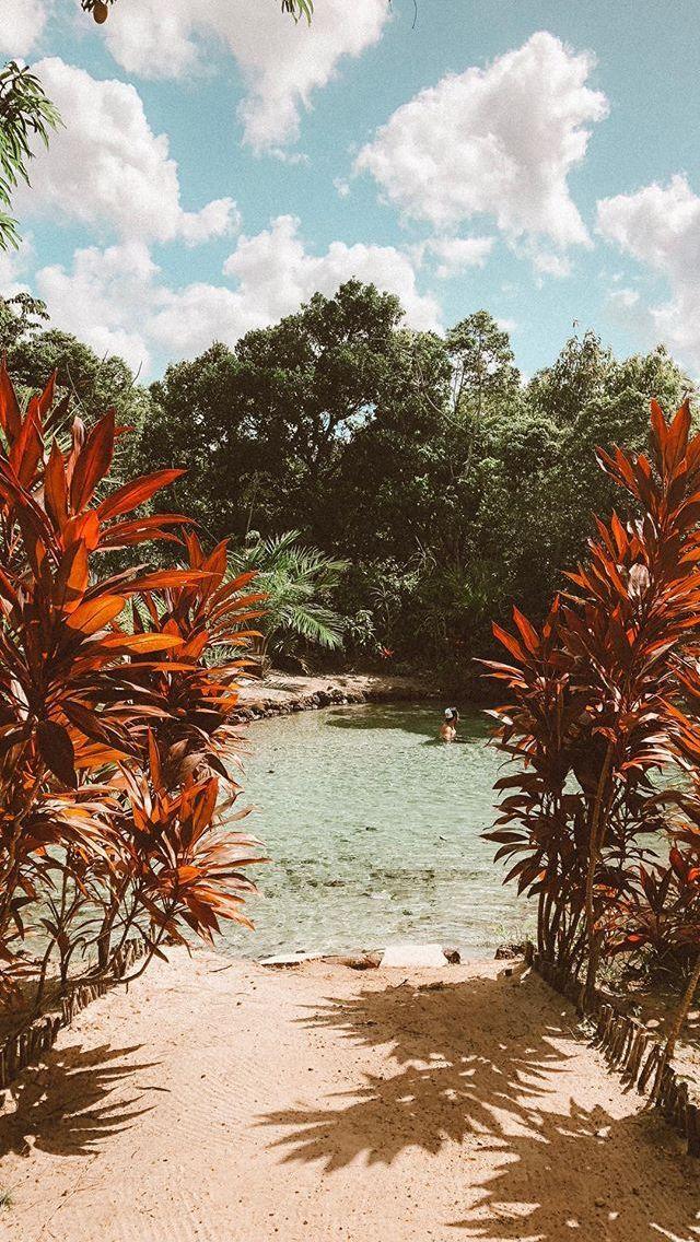 Travel Summer Landscape Aesthetic Wallpapers Beach Wallpaper