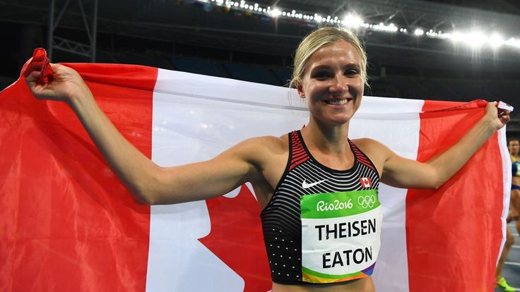 Brianne Theisen-Eaton is not missing the athlete life Retired Canadian heptathlon star enjoying exploring other interests