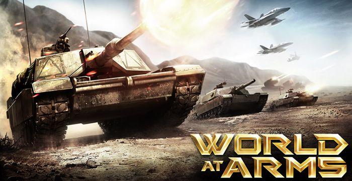 World at Arms Hack Generator