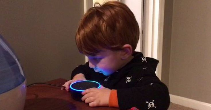 #World #News  Amazon Alexa helpfully tries to give porn to a child  #StopRussianAggression