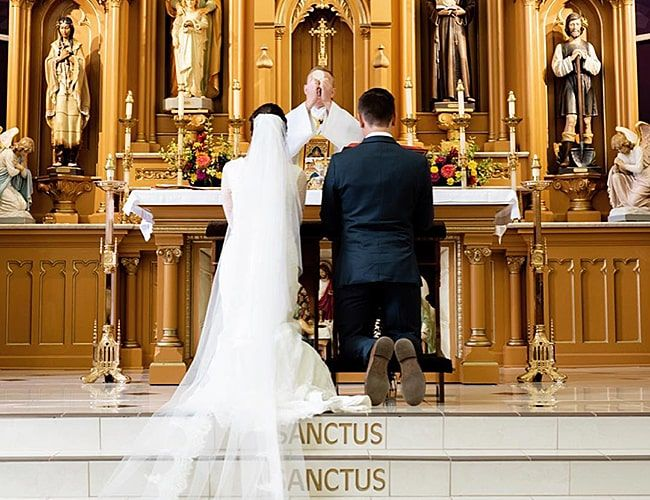 Catholic Wedding Vows 101 The Exchange Of Consent Wedding Forward Catholic Wedding Readings Wedding Vows Church Wedding Ceremony