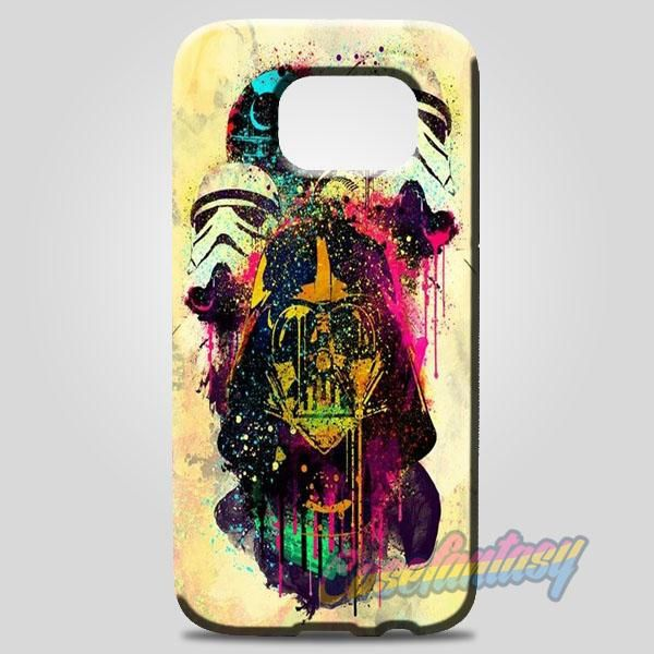 Star Wars Darth Vader Van Gogh Samsung Galaxy Note 8 Case | casefantasy
