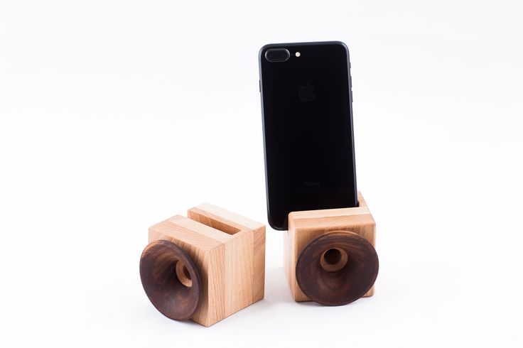 wood speaker  design by iHolzer  http://www.iholzer.com