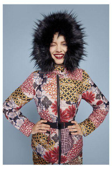 Jackets & Coats Desigual Coat Lolita