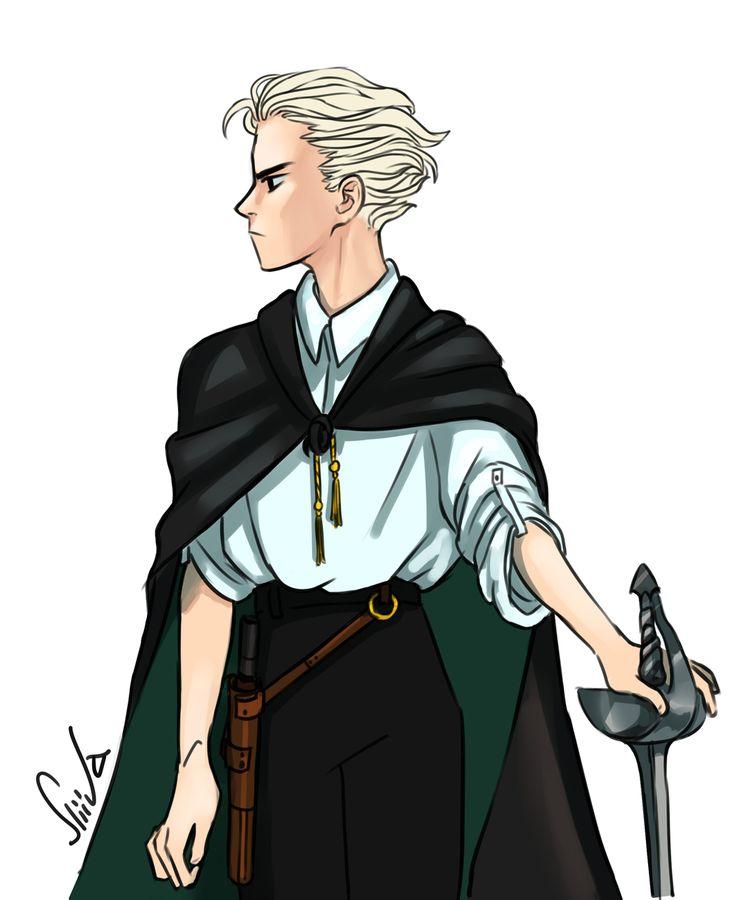 Harry Potter Draco Malfoy Gay Bo -