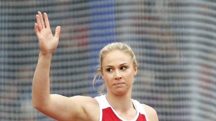Sophie HITCHON [Bronze], [Women's hammer throw] glasgow 2014 - England