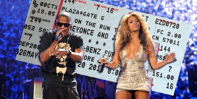 Power Couple In Crisis? Beyonce & Jay Z Face Dismal Ticket Sales For 'On The Run' Concert Tour After Cheating Reports, Elevator Brawl