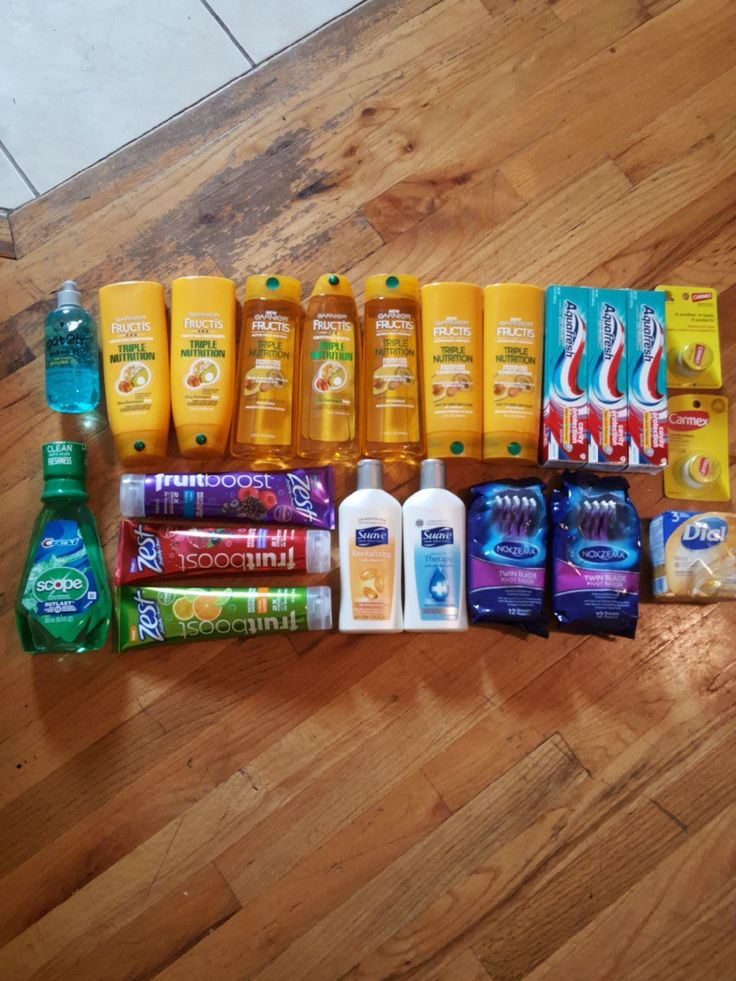 READ PROFILE READ FULL DESCRIPTION SMOKE FREE PET FREE HOME ♡NO HOLDS ♡NO FREE SHIPPING ♡NOT SUBSTITUTING FROM OTHER BUNDLES ♡MAKE OFFERS THROUGH THE OFFER BUTTON. TIRED OF TIME WASTERS. 1 SCHWARZKOPF GEL 1 CREST SCOPE MOUTHWASH 4 GARNIER CONDITIONERS 3 GARNIER SHAMPOOS 3 AQUAFRESH TOOTHPASTES 2 CARMEX LIP BALMS 3 ZEST FRUIT BOOST BODY WASH 2 SUAVE LOTIONS 2 NOXZEMA DISPOSABLE RAZORS [12 CT EA] 1 DIAL BAR SOAP [3 CT] 22 ITEMS TOTAL ALL BRAND NEW AND SEALED NOTHING IS WRONG WITH T...