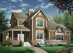 House plan W2884A by drummondhouseplans.com