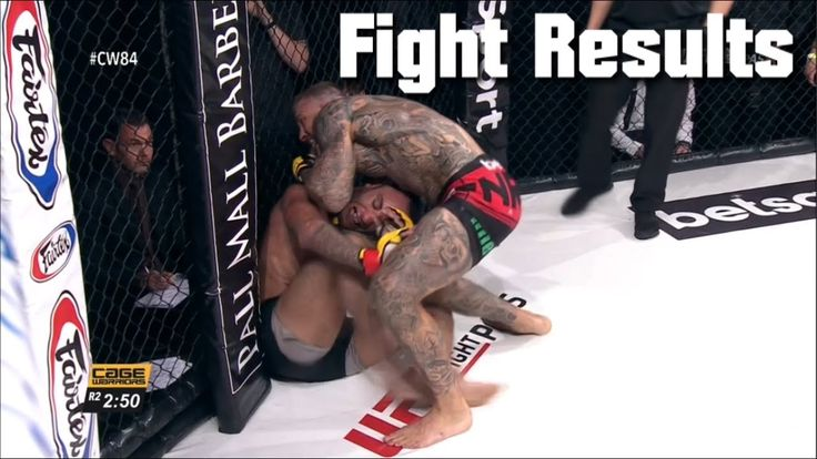 Cage Warriors 84 | Kenneth Bergh Chokes Out Norman Paraisy Via Guillotin...