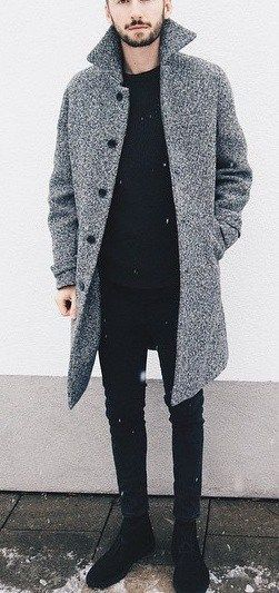 Best 25  Mens overcoat ideas on Pinterest | Gq mens style, Men's ...