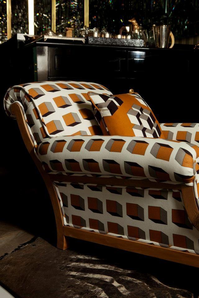 VINTAGE & CHIC: decoración vintage para tu casa · vintage home decor: Lorenzo Castillo & Gastón y Daniela