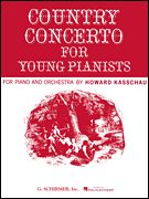 Country Concerto for Young Pianists (set)