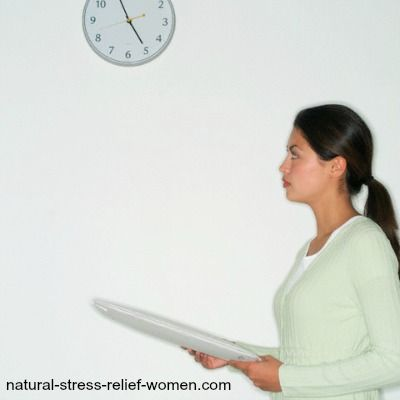 natural stress relief women what when your finds girlfriend