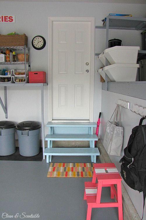 Best 25 Small garage organization ideas on Pinterest