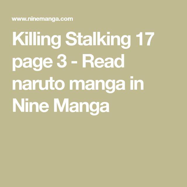 Killing Stalking 17 page 3 - Read naruto manga in Nine Manga