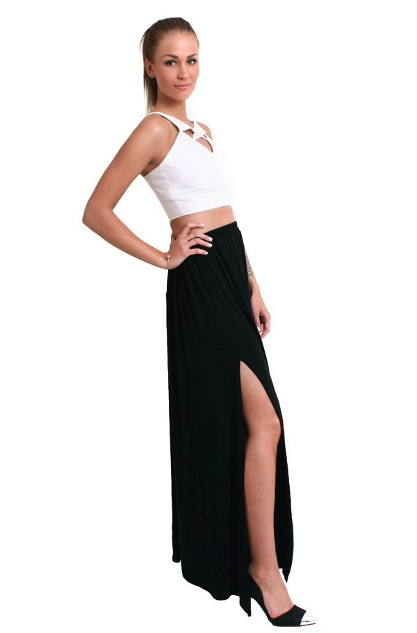 Just Female - Jane Maxi Skirt