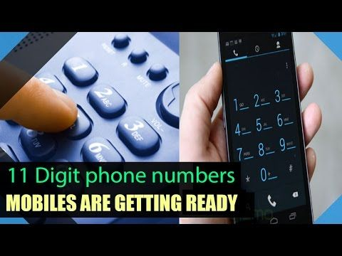 Government may introduce 11-digit mobile numbers very soon NH9 News, its leading Telugu news channel, a 24/7 LIVE news channel dedicated to live reports, exclusive interviews, breaking news, sports, weather, entertainment, business updates and current affairs.  Subscribe us @ https://www.youtube.com/channel/UCM5E-rHB4rvdA_hm8chsU7Q  Watch Live @ http://www.youtube.   #Government may introduce 11-digit mobile numbers very soon | TELUGU | NH9 News