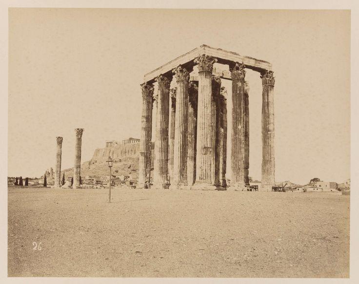 https://flic.kr/p/ToNsmm | Στήλοι Ολυμπίου Διός | Τελευταίο τέταρτο 19ου αιώνα 1886.u-bordeaux-montaigne.fr/items/show/6687 ZOOM: 1886.u-bordeaux-montaigne.fr/files/original/4d8d3ac2d9088...