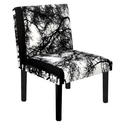 Vallila Armless Chair - Trees