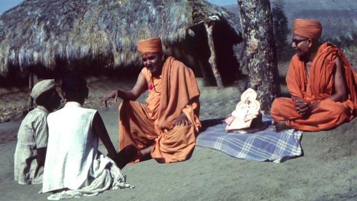 bapa helping villagers with addiction  .. vyasan mukt prachar