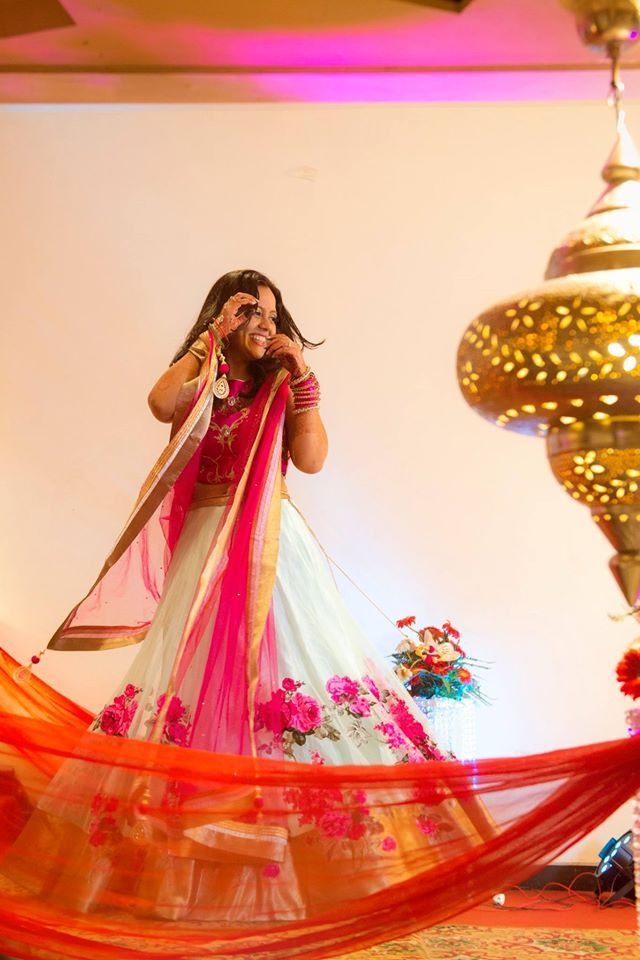 Gorgeous bride! Fotuwalle Event Solutions, Delhi  #weddingnet #wedding #india #delhiwedding #indian #indianwedding #weddingphotographer #candidphotographer #weddingdresses #mehendi #ceremony #realwedding #lehenga #lehengacholi #choli #lehengawedding #lehengasaree #saree #bridalsaree #weddingsaree #indianweddingoutfits #outfits #backdrops  #bridesmaids #prewedding #photoshoot #photoset #details #sweet #cute #gorgeous #fabulous #jewels #rings #tikka #earrings #sets #lehnga #love #inspiration
