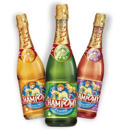 Champomy, a companhia da festa dos seus filhos!