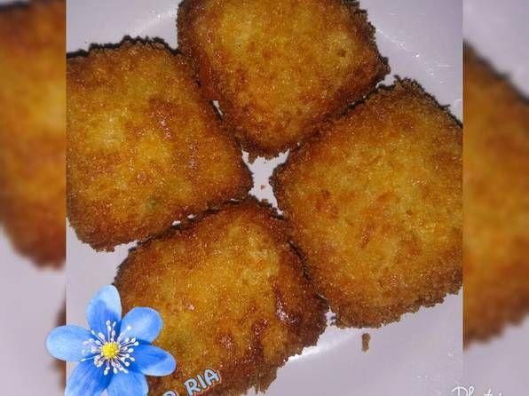 Resep Nugget Ayam Sayur Oleh Ria Anggraini Resep Makanan Makanan Dan Minuman Resep