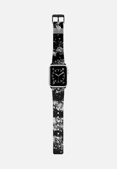 Grunge Texture Apple Watch Band (42mm) by Denis Marsili | Casetify (ES)