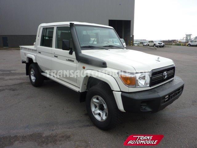Toyota Land Cruiser 79 Pick up 4.2L HZJ 79 DOUBLE CABIN ABS-AB LTD 4X4 (to sale) https://www.transautomobile.com/en/export-toyota-land-cruiser-79-pick-up/1621?PI