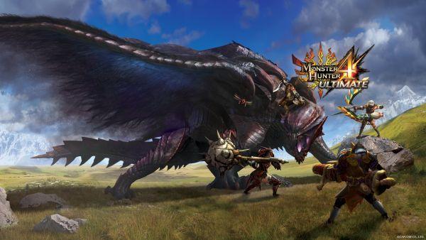 Test Monster Hunter 4 Ultimate - Nintendo 3DS | GamingTest.fr