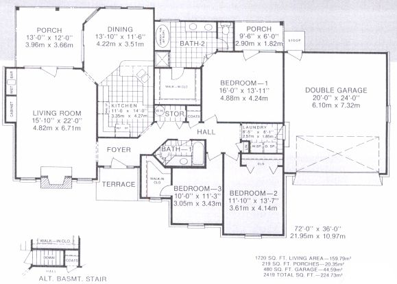 9 Best House Plans 28x52 Images On Pinterest House Floor