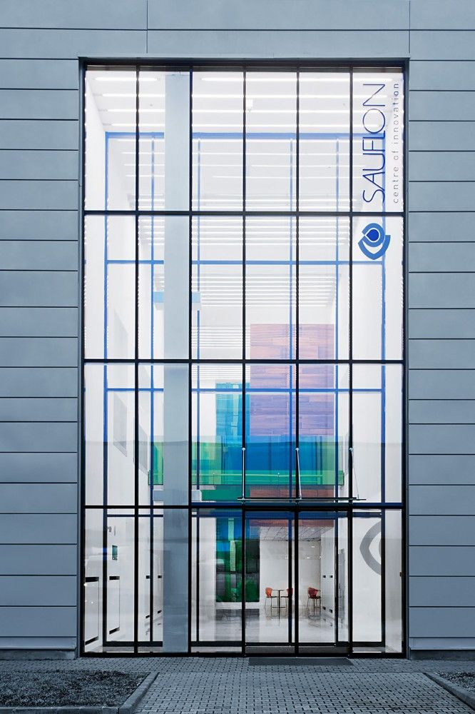 Sauflon Centre of Innovation / Foldes Architects
