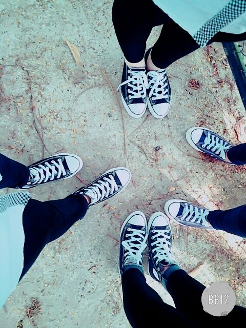 #converse group in our class