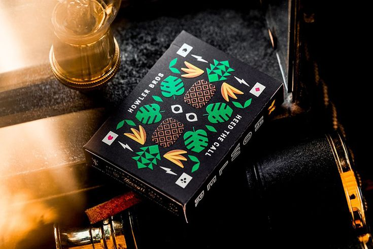 News: Theory11 Releases New Deck- Howler Playing Cards!