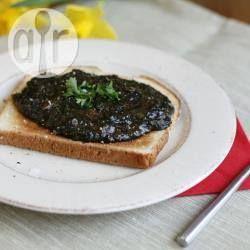 Laverbread (tartinade d'algues galloises) @ allrecipes.fr
