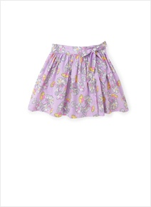 This Country Road Tropics Skirt is pretty perfect